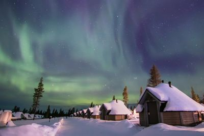 Standortreise Northern Lights Village Levi