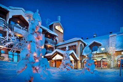 Aktivreise Finnische Winterträume