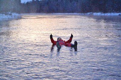 Aktivreise Winterwoche Finnland