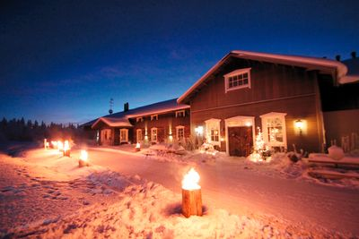 Aktivreise Winterwunder Levi