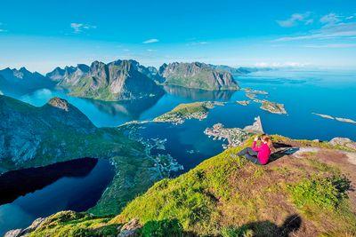 Bus-/Wanderreise Wandern auf den Lofoten