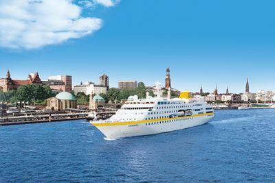 Schiffsreise Ostsee Impressionen mit MS Hamburg ab Hamburg/bis Kiel