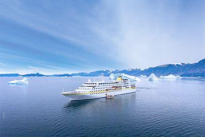 Schiffsreise Kombikreuzfahrt Island und Grönland intensiv mit MS Hamburg ab Hamburg/bis Frankfurt