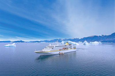 Schiffsreise Grönland intensiv mit MS Hamburg ab/bis Frankfurt