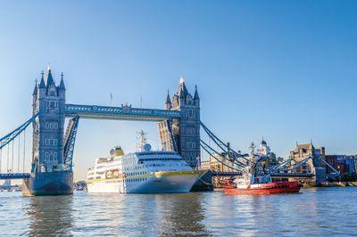 Schiffsreise Großbritannien pur mit MS Hamburg ab/bis Hamburg