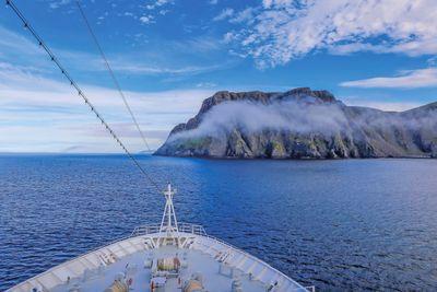Schiffsreise Mittsommer in Norwegen und auf Spitzbergen mit MS Hamburg ab Köln/bis Kiel