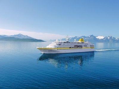 Schiffsreise Spitzbergen, Island und Grönland mit MS Hamburg ab Köln/bis Frankfurt